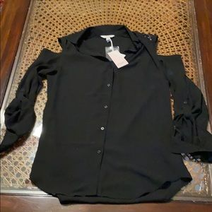 NWT Candie's blouse.